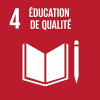 ODD n°4 - Éducation de qualité