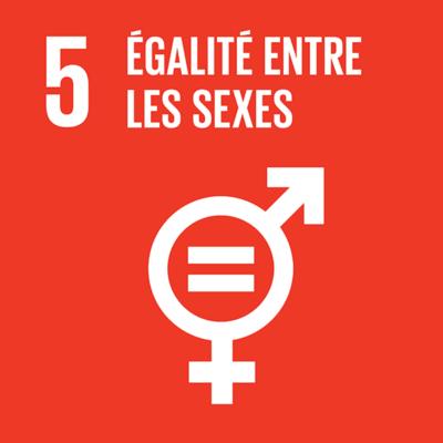 ODD n°5 - Égalité entre les sexes