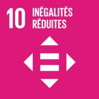 ODD n°10 - Réduction des inégalités