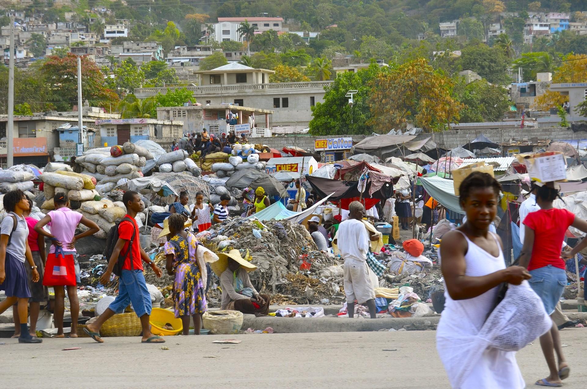Rencontre Haïti – Bretagne