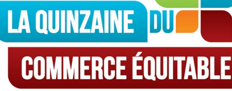 Informations sur la Quinzaine du Commerce Equitable 2020