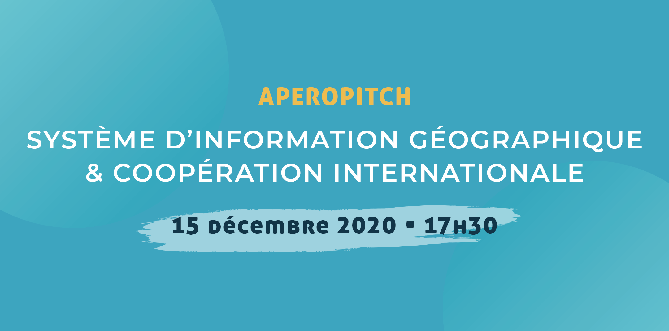 Inscrivez-vous au prochain Apéropitch !
