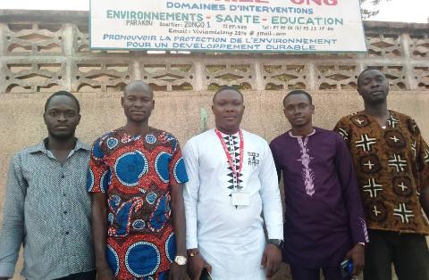 URGENT Bénin PROTECTION – RIVIERE PENDJARI CONTRE L'ENVASEMENT ET LA POLLUTION